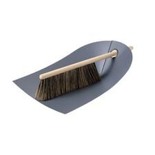 Normann Cph / Dustpan & Broom, dark grey