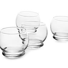 Normann Cph / Rocking glasses, 4 pcs