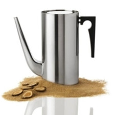 Stelton Arne Jacobsen coffe pot 50.7 oz