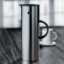 Stelton EM77 vacuum jug 33.8 oz. - steel (US)