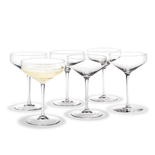 Holmegaard Perfection Cocktail, 6 pcs., 38 cl