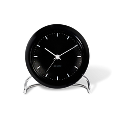 "Rosendahl Arne Jacobsen City Hall Table Alarm Clock, 4.3"""