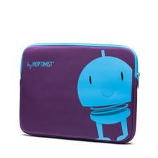 Hoptimist - Ipad Sleeve, Purple/Turquoise