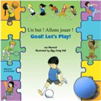 Goal! Let's Play! (Czech-English)