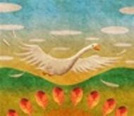 Goose Fables (Arabic-English)