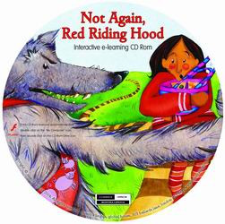 Not Again, Red Riding Hood! Interactive Literacy CD-ROM (Multilingual)