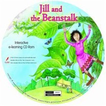 Jill and the Beanstalk Interactive Literacy CD-ROM (Multilingual)