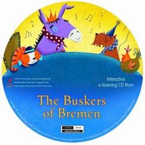 Buskers of Bremen Interactive Literacy CD-ROM (Multilingual)