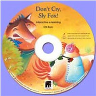 Don't Cry, Sly Interactive Literacy CD-ROM (Multilingual)