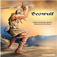 Audio CD Beowulf - an Anglo Saxon Epic (Multilingual)