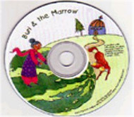 Audio CD Buri and the Marrow (Multilingual)