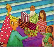 The Elves and the Shoemaker (Somali-English)