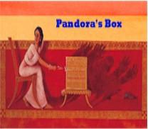 Pandora's Box: A Greek Myth (Farsi-English)