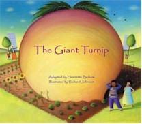 The Giant Turnip (Czech-English)