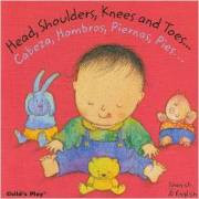 Head, Shoulders, Knees and Toes (Spanish-English)