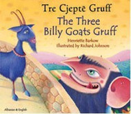 The Three Billy Goats Gruff (Malay-English)