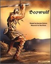 Beowulf: An Anglo-Saxon Epic (Turkish-English)
