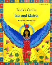 Isis and Osiris: An Egyptian Myth (Croatian-English)