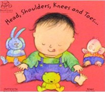 Head, Shoulders, Knees and Toes (Slovakian-English)