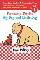 Green Light Readers Level 1: Big Dog and Little Dog (Spanish-English)