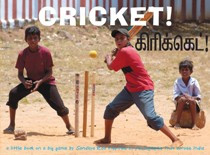 Cricket! (Tamil-English)