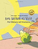 Five Meters of Time (Bosnian-English)