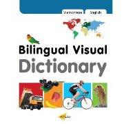 Milet Bilingual Visual Dictionary / Book & Interactive CD (Vietnamese-English)
