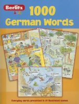 1000 German Words (German-English)