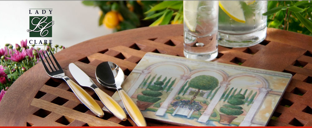 Lady Clare English Placemats