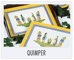 Lady Clare Quimper Placemats