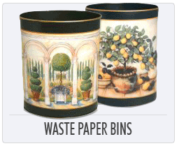 Lady Clare Waste Paper Bins