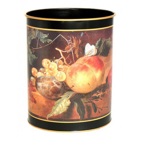 Waste Paper Bin 17th Century Still Life - Lady Clare Placemats