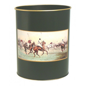 Waste Paper Bin Modern Polo - Lady Clare Placemats