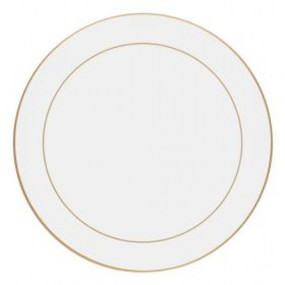 Lady Clare Round Placemats White Screened