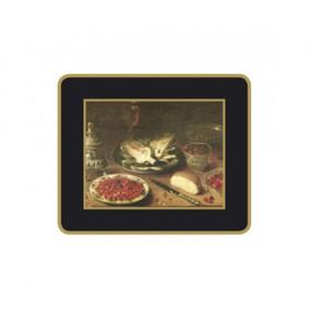 Lady Clare Coasters 17th Century Still Life