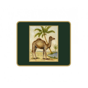 Lady Clare Coasters African Animals