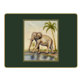 Lady Clare Placemats African Animals
