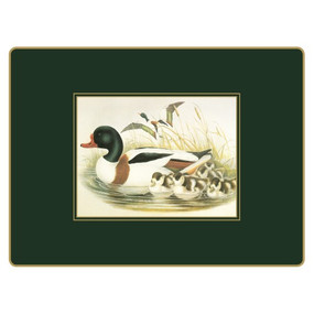Lady Clare Continental Placemats Gould Ducks