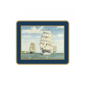 Lady Clare Coasters Tall Ships