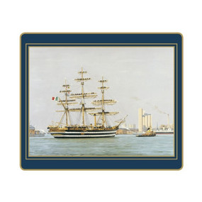 Lady Clare Tablemats Tall Ships