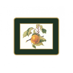 Lady Clare Coasters Hooker Fruits