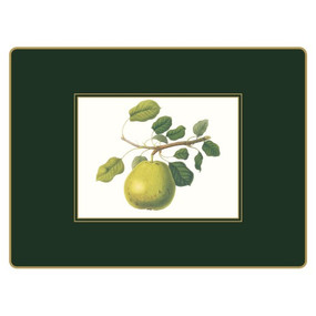 Lady Clare Continental Placemats Hooker Fruits
