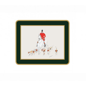 Lady Clare Coasters Hunting