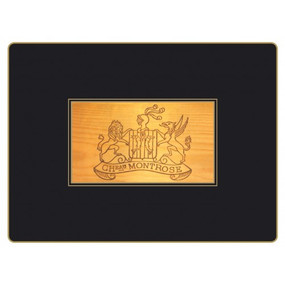 Lady Clare Continental Placemats Wine Labels