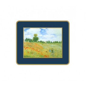 Lady Clare Traditional Coasters French Impressionists