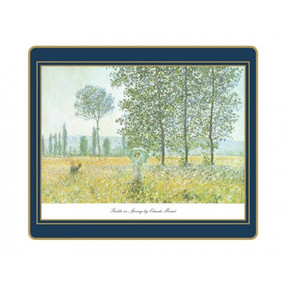 Lady Clare Traditional Tablemats French Impressionists