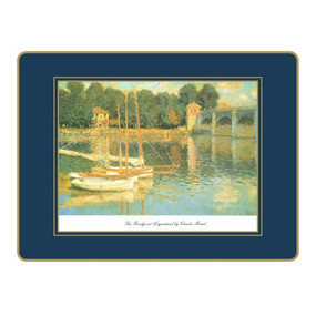 Lady Clare Traditional Placemats French Impressionists