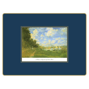 Lady Clare Traditional Continental Placemats French Impressionists