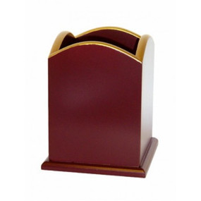 Lady Clare Desk Tub Regal Red