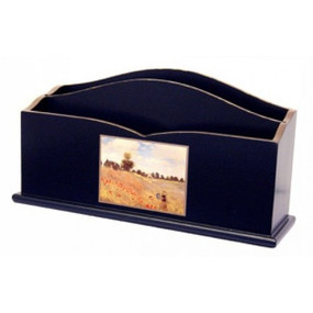Lady Clare Letter Rack French Impressionists